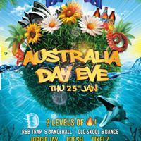 AUSTRALIA DAY EVE  PJS PARRAMATTA