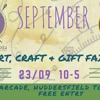 September Art Craft and Gift Fair
