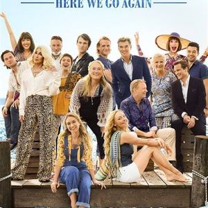 Mamma Mia Here We Go Again - Movies for Mommies