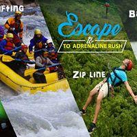 Escape to Adrenaline Rush at Kolad