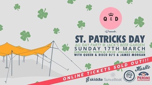 Q&D  St. Patricks Day - All Day Party