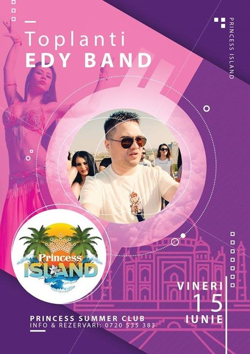 Toplanti Tatar - Turkish Night Edy Band Princes Summer Club