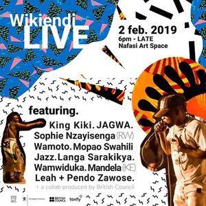 Wikiendi LIVE  February 2