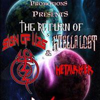 Sign of Lies &amp Stella Lost Return To San Antonio
