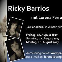 Workshops mit Ricky Barios