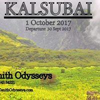 Trek to Kalsubai