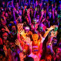 The Color Marathon Night - AHMEDABAD