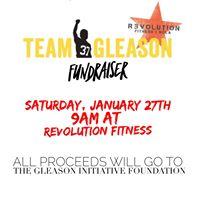 Team Gleason Fundraiser at Rev Fit NOLA