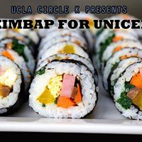 UCLA Circle Ks Kimbap for Unicef Fundraiser