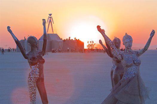 Burning Man Austin  SXSW Meetup