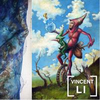 April Exhibitions Vincent Li and Claire Seef