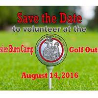 Volunteer at the Hoosier Burn Camp Golf Outing