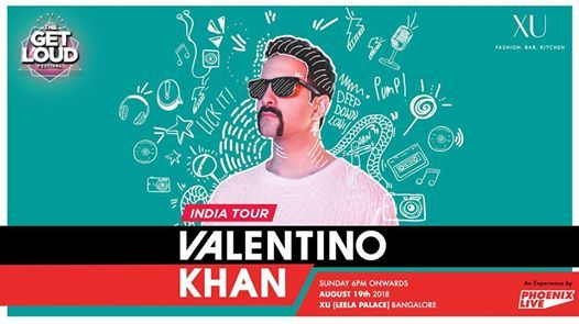 GetLOUD Festival Presents Valentino Khan Live at XU  Aug 19th