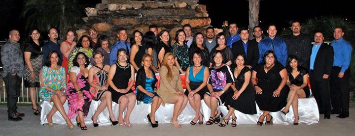 Mhs 25th Class Year Reunion At Laredo Tx Laredo