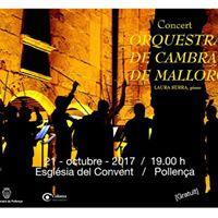 Concert &quotOrquestra de Cambra de Mallorca&quot