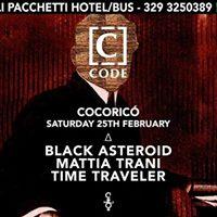 Cocorico 25 02 2017 [ CODE ] Black Asteroid