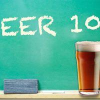 Craft Beer 101 Workshop