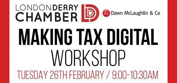 Making Tax Digital Workshop