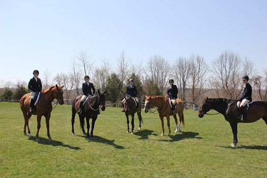 Schooling Show at Molly Hill Farm, Maryland