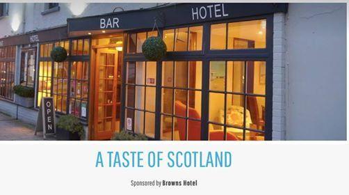 A Taste Of Scotland - Burns Night Celebration