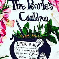 Open Mic at The Peoples Cauldron