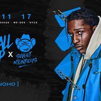 Hip Hop Ball x Sweet Monkeys