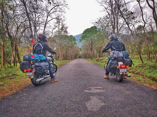 Monsoon Ride To Pyramid Hills  Plan The Unplanned