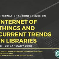 Intl Conference on IoT and Current Trends in Libraries (ITCTL)