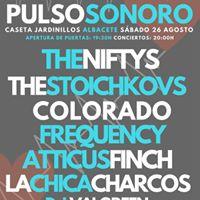 PULSO Sonoro17 Festival 100% Albacete.
