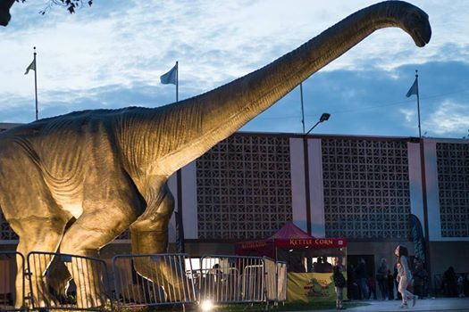 Jurassic Quest Evolved is coming to TULSA OK