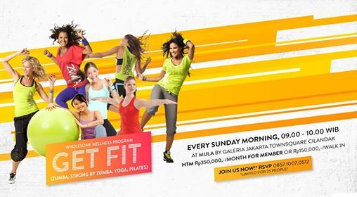 GET FIT With MULA