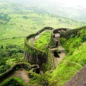 Lohagad Fort Trek - One Day Trek on 19th August 2018