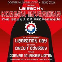 Laibachs Korean Invasions