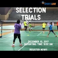 PGBA - Greater Noida Selection Trials