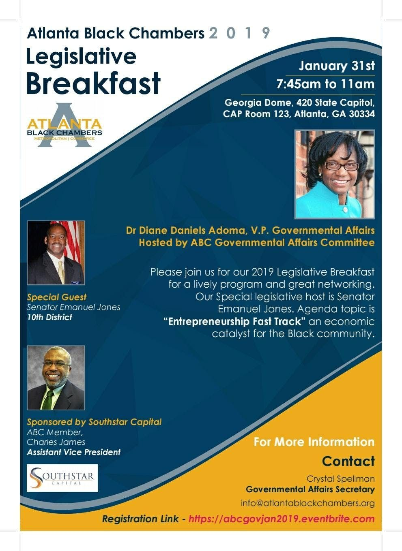 ABC 2019 Legislative Breakfast