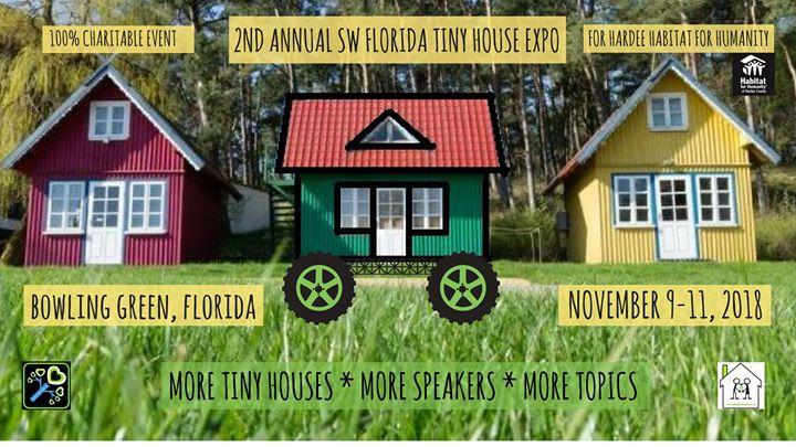 tiny house expo. 2018 SW Florida Tiny House Expo