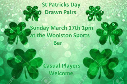 St Patricks Day Darts