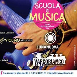 Saggio Concerto Scuola Varcobianco at Bad King