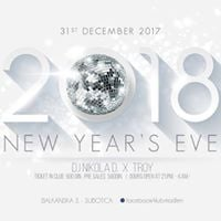 New Years Eve 2018 at Club Madlen