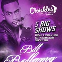 Comedian  Actor Bill Bellamy Performing Live This Weekend at Chuckles Comedy House  Memphis