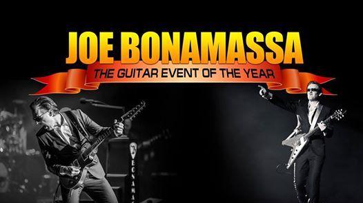 Joe Bonamassa - Live in Grand Prairie TX on 1117