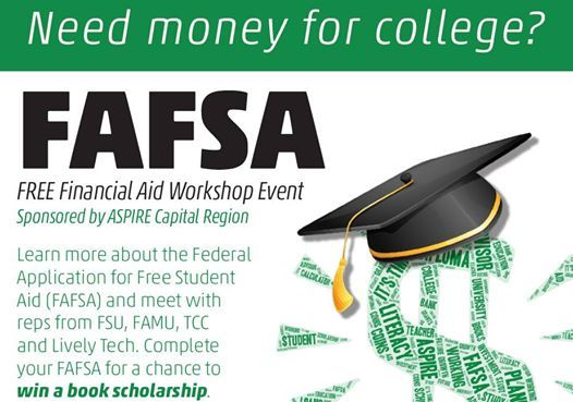 Free Financial Aid Workshop