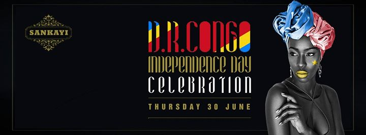 DRCongo Independence Day Celebration At Sankayi Original - Congo independence day