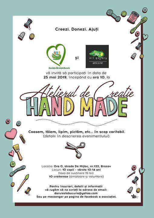 Atelierul De Creatie Hand-made