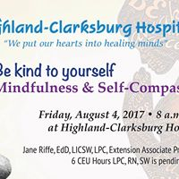 Mindfulness &amp Self-Compassion Day