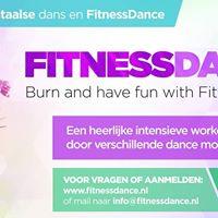FitnessDance bij De Fabriek in Leeuwarden