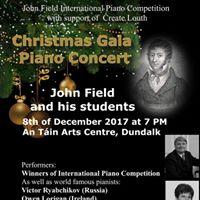 Christmas Gala Piano Concert