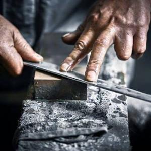 Teaj Bruenja - vpogled v skrivnosti kovin