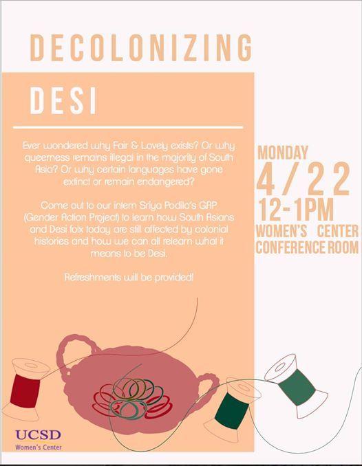 Decolonizing Desi
