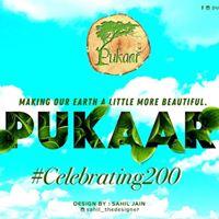 Plantation on 200th Sunday  Celebrating200  Pukaar